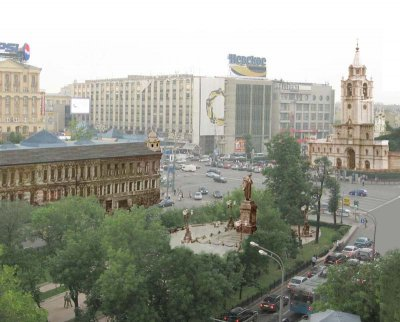 Как изменится Москва через пару лет?