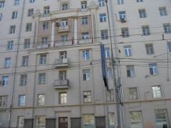 Садовая-Сухаревская, 8.